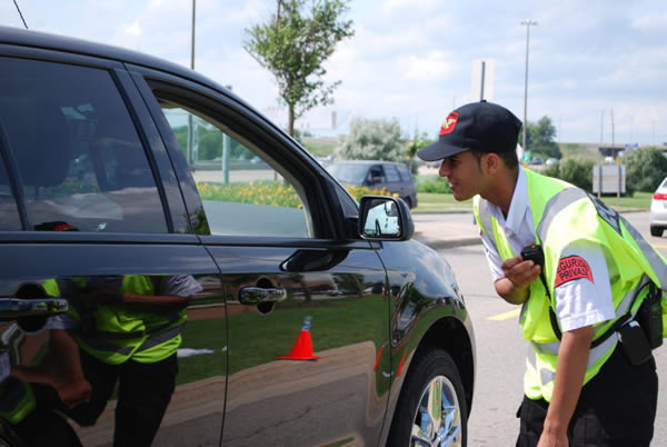Guardias de Seguridad Privada en Reynosa Acceso vehicular