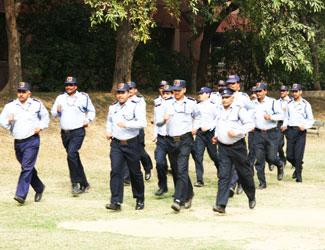 Capacitacion para guardias de Seguridad Privada en Reynosa